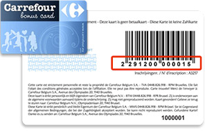 Carrefour Bonus Card